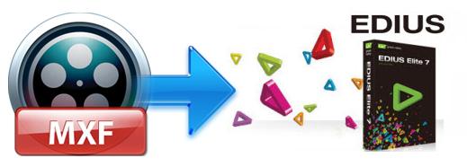 Edius MXF Solution - How to Use MXF files in Edius 5/6/7/8